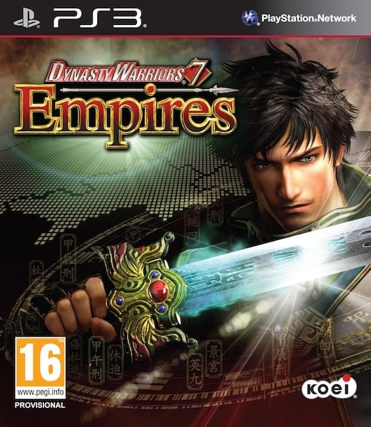 Dynasty Warriors 7 Empires (PS3)